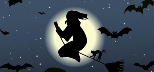 Halloween - słodycze albo psikus