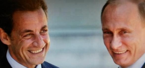 Sarkozy et Poutine complices sur le dossier syrien