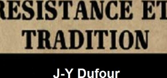 Seule la tradition est révolutionnaire. C. Péguy