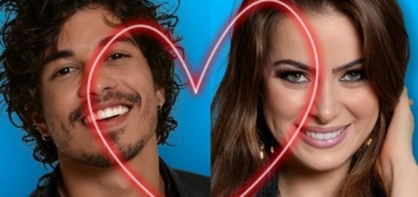 Douglass e Rayanne podem formar casal
