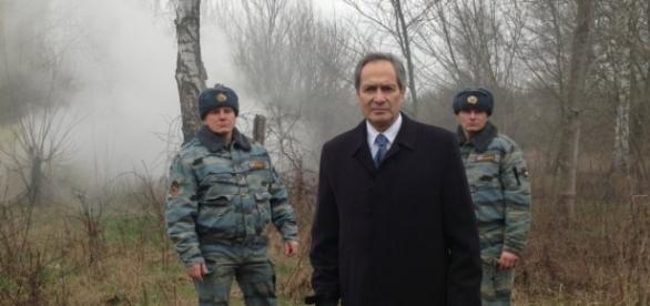 "Kadr z filmu ""Smoleńsk"". Fot.fundacjasmolensk2010"