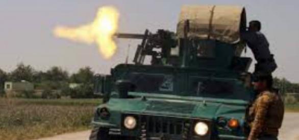 Talibã domina acidade de Kundus no Afeganistão