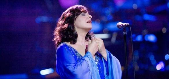"""Xaroúla, cantora grega e """"A canção da andorinha""""."""