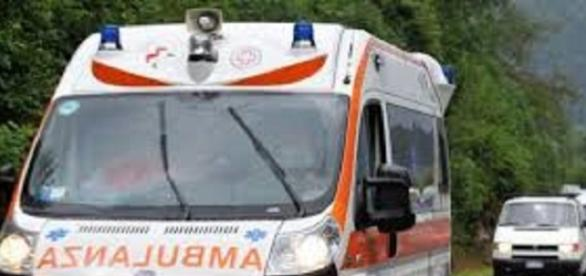 Calabria: brutto incidente a Fuscaldo.