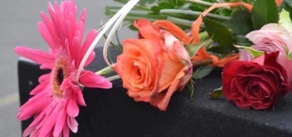 Kwiaty dla nauczycieli - fot. Sylwia Sak