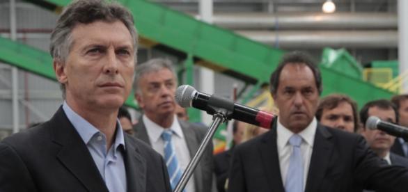 Macri y Scioli rumbo a la Presidencia de la Nación