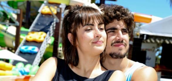 Maria Casadevall e Caio Castro estão namorando
