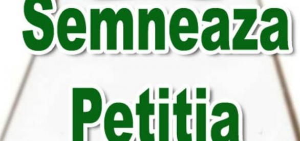 Petiţie pentru eliberarea Letiţiei Negoi