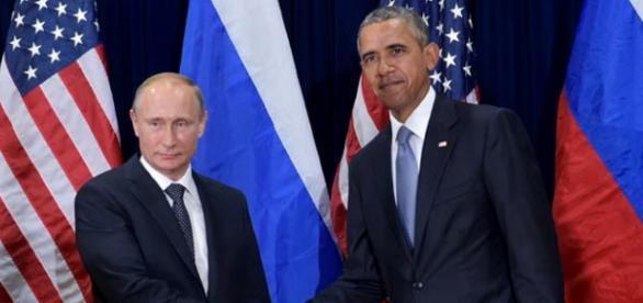 Presedintii Statelor Unite si Rusiei