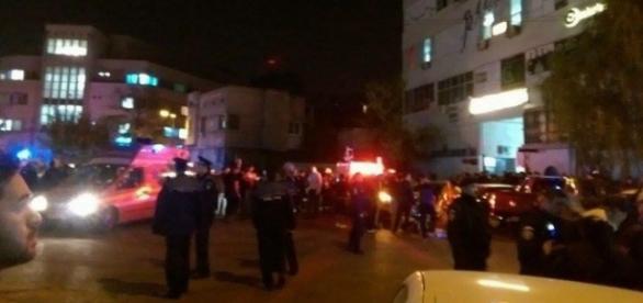 Tragedie în Bucureşti: 25 de morţi, 100 de răniţi