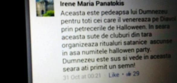 Comentariul femeii a stârnit furia românilor