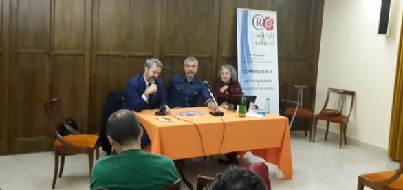 Della Vedova, Perduca e Rossi a Chianciano
