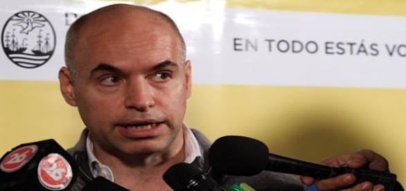 Horacio Rodríguez Larreta, jefe de gobierno electo