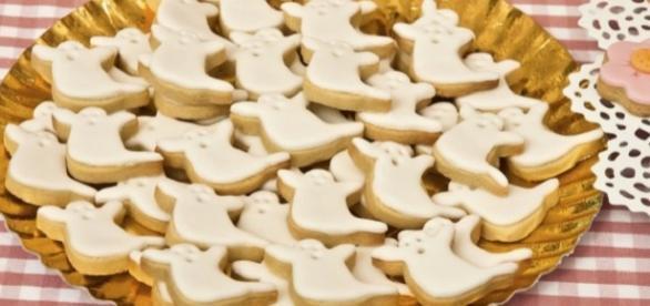 Ricette di dolci per bambini Halloween 2015.