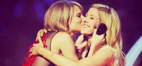 Taylor Swift und Ellie Goulding sind keine BFFs