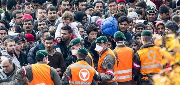 Uchodźcy nie chcą jedzenia, chcą otwarcia granic!