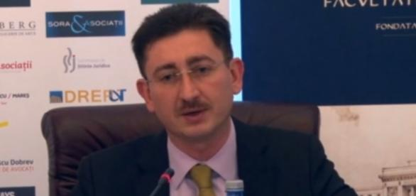 Bogdan Chiritoiu presedinte Consiliul Concurentei