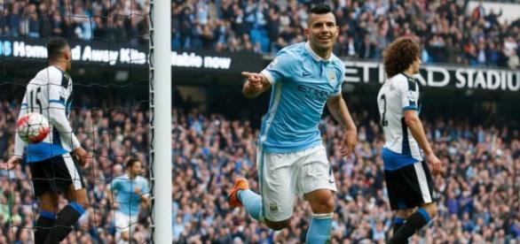 El delantero argentino en su mejor nivel