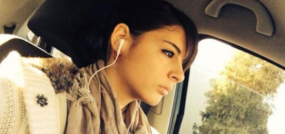 Giulia Latorre, la figlia del marò