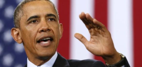 Prezydent Barack Obama skrytykował postawę Rosji