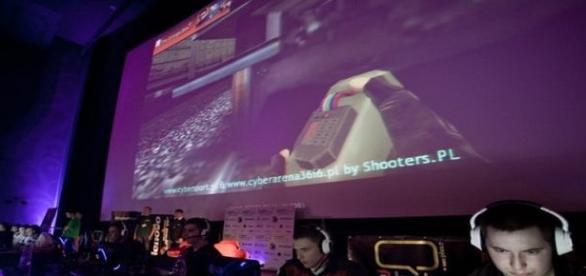 Wielka Gala Cybersportu 2010 - podczas rozgrywki