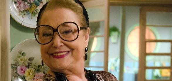 Suely Franco viveu Flora na novela 'Em Famíia'
