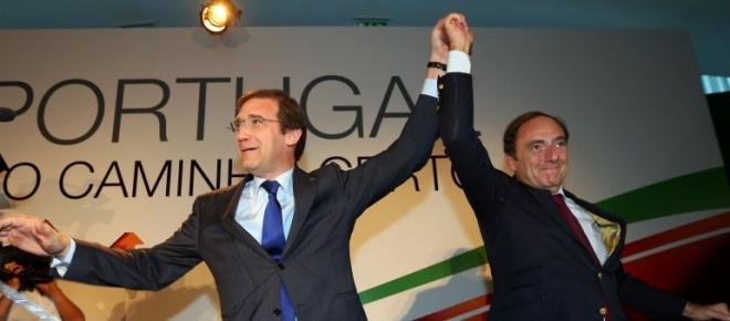 Coligação PaF vence legislativas com maioria relativa