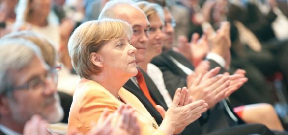 Angela Merkel to najważniejszy przywódca Europy