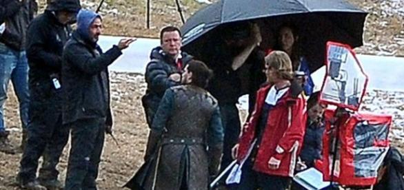 Anticipazioni Il Trono di Spade 6, foto dal set