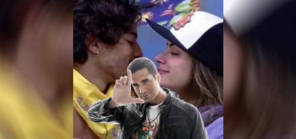 Latino está com ciúmes de Rayanne com Douglas
