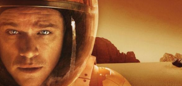 Matt Damon es Mark Whatney, astronauta botánico