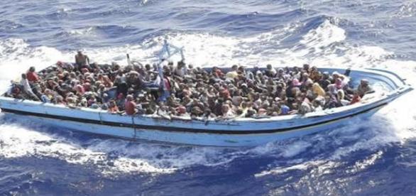 Números sem precedentes de refugiados!