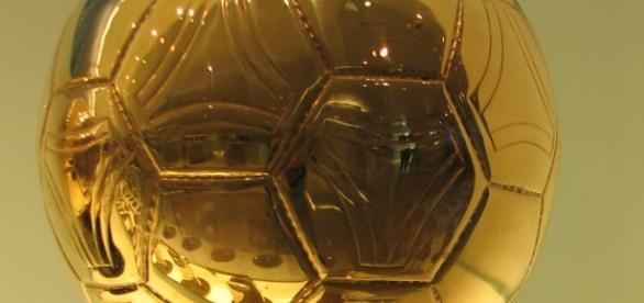 El Balón de Oro premia al mejor jugador del año