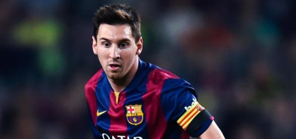 El Barcelona viene de perder con Sevilla