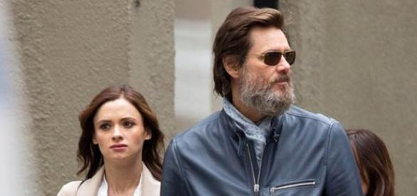 Ex-namorada de Jim Carrey era casada