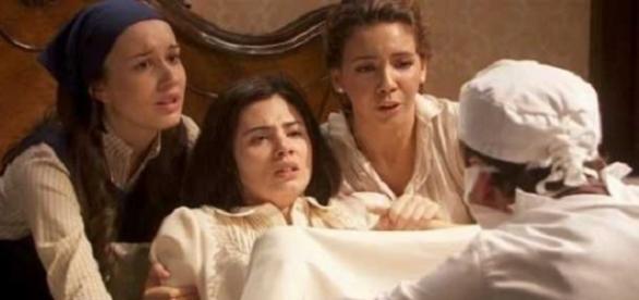 Il Segreto: la nascita di Esperanza.
