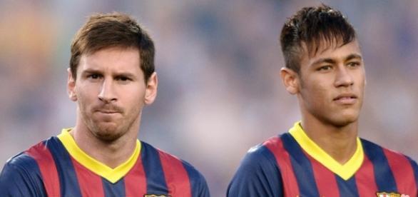Messi e Neymar podem receber mais um craque.