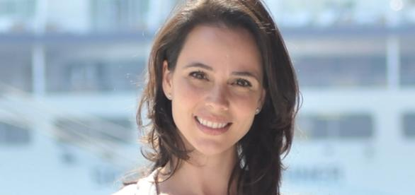 Miriam Freeland será Raabe em nova novela bíblica