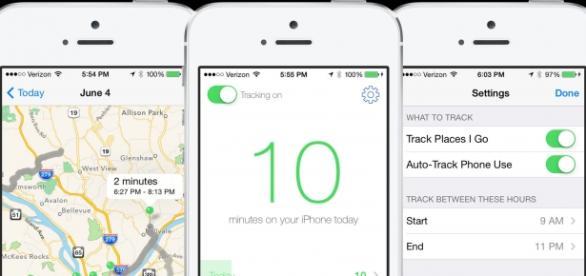 Moment app (desengancharse del teléfono)