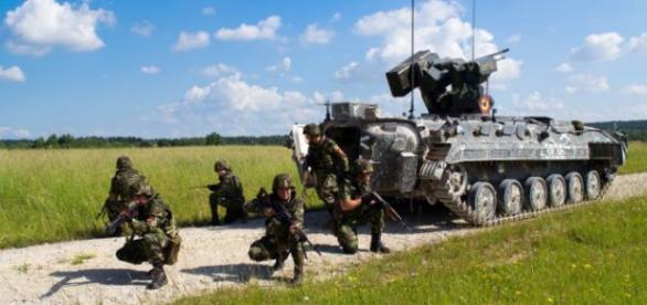 Romania creste bugetul din domeniul Apararii