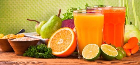 Sucos detox para secar a barriga e entrar em forma