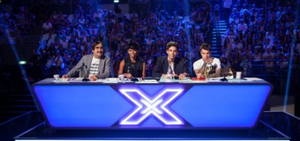 X Factor 2015 - Elio, Skin, Mika, Fedez