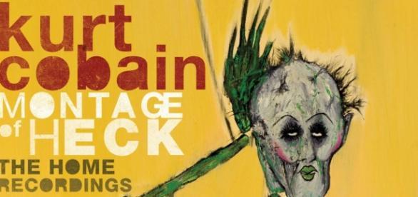 El álbum solista de Cobain se lanzará en noviembre