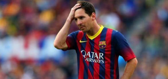 Messi é acusado de fraude fiscal.Foto:Getty Images