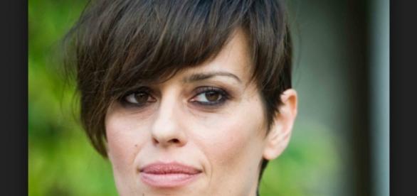 Nell'immagine l'attrice Claudia Pandolfi