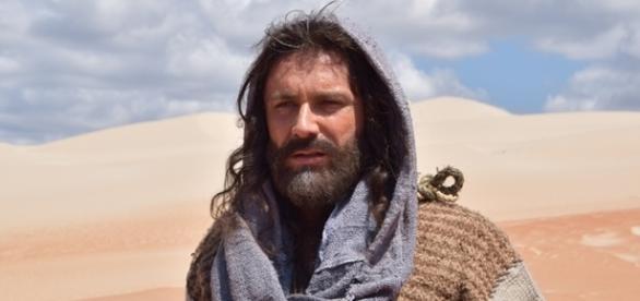 Petrônio Gontijo é Arão em 'Os Dez Mandamentos'
