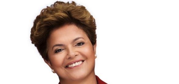 Presidente do Brasil Dilma Rousseff!