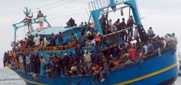 Refugiados estão chegando aos milhões na Europa.