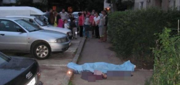 Crimă și sinucidere în București