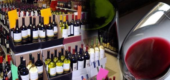 Decomiso mayor de bebidas alcohólicas